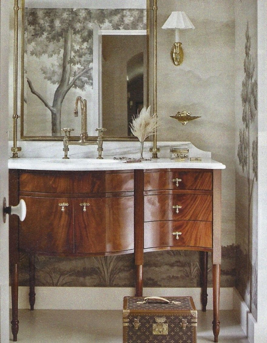 Pin By Carisa Mahnken Design Guild On 21n Powder Room With Images