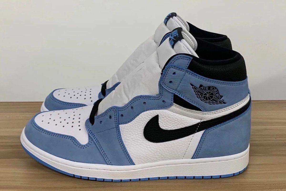 Air Jordan 1 High University Blue Szykowane Na Luty Przyszlego Roku Air Jordans Jordan Shoes Girls Nike Air Shoes