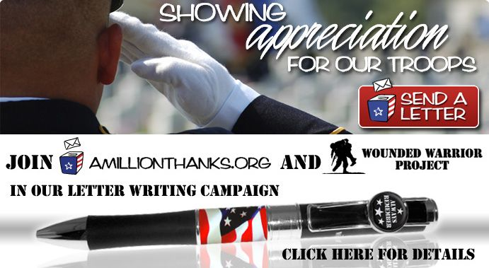 A Million Thanks Is A YearRound Campaign To Show Our Appreciation