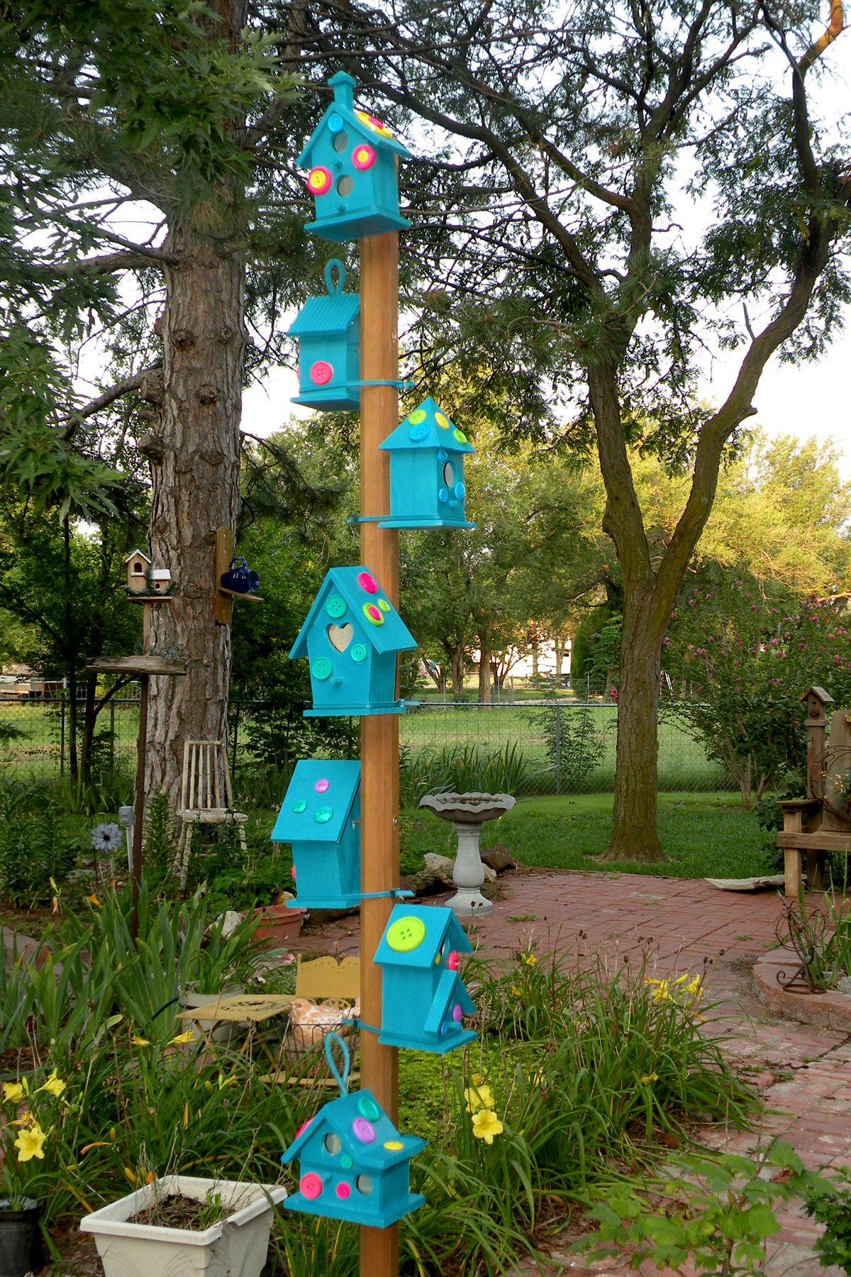 Pin By Catherine Miller On Birdhouses Bird Houses Diy Bird Houses Painted Bird Houses