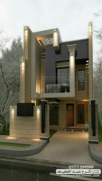pingl Par Odile Sur Buildings    Maisons Contemporaines