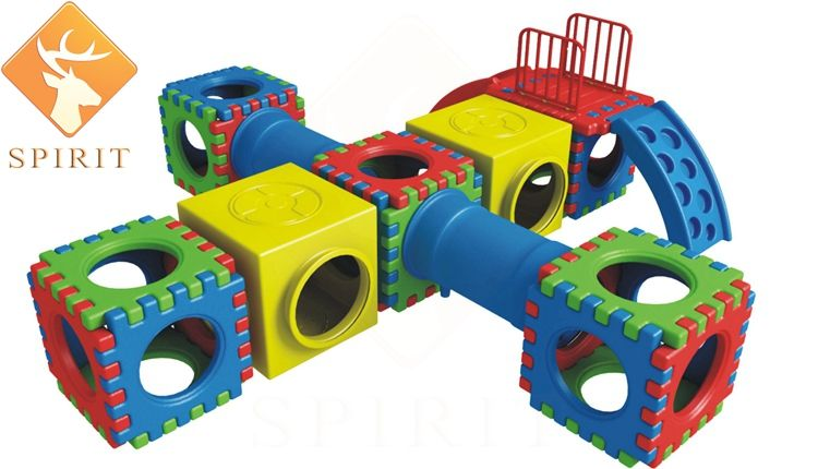 TUV Approved Commercial Factory price kids tunnel for baby