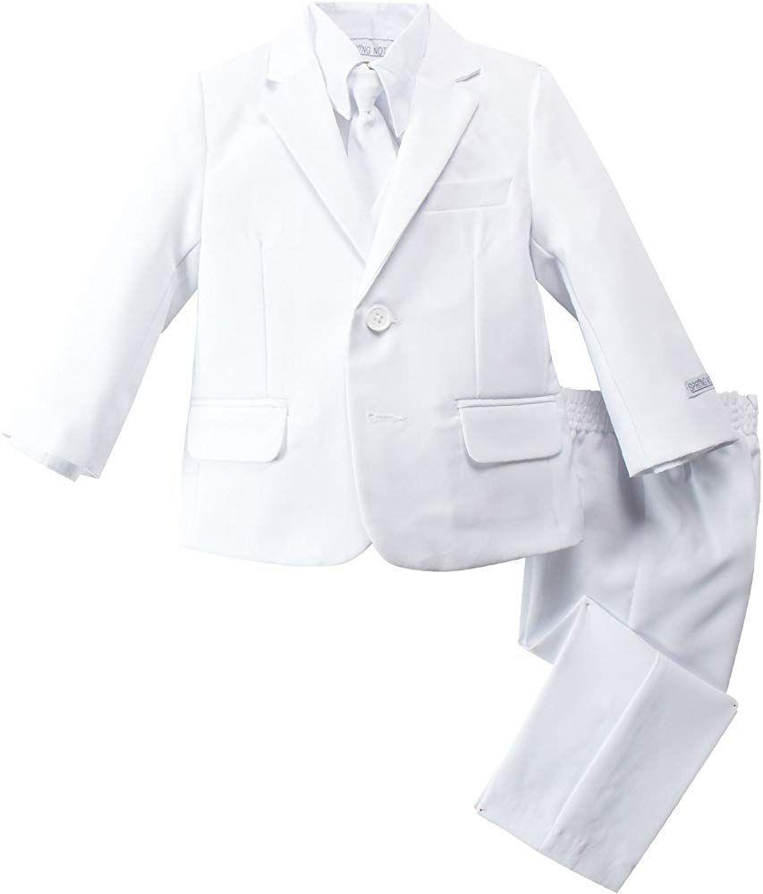 Spring Notion Baby Boys Modern Fit Dress Suit Set