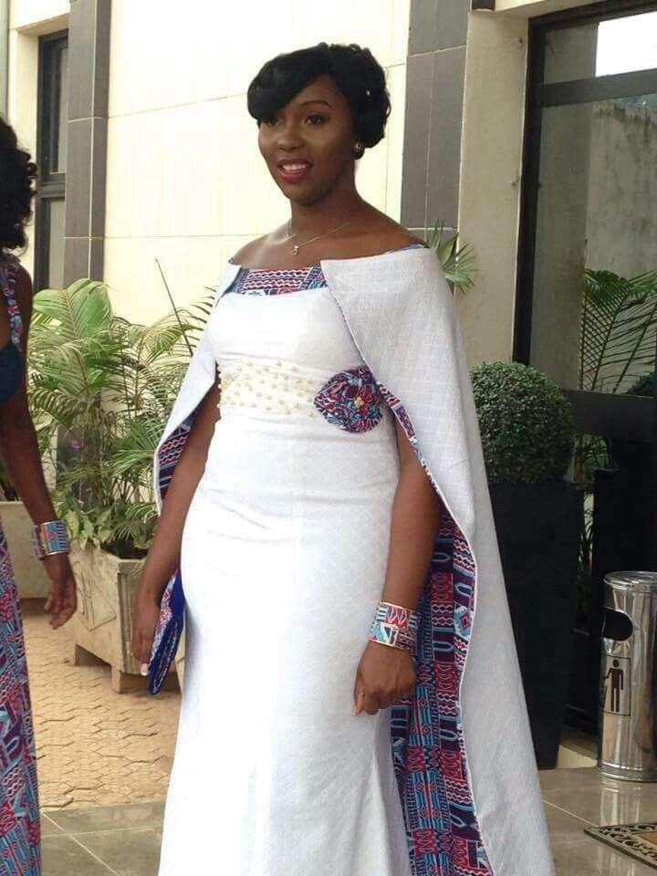 Ankara Wedding Gown African Bridal Dress African Wedding Attire African Fashion Dresses