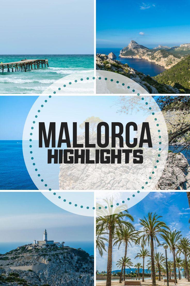 Mallorca Highlights und Mallorca Sehenswürdigkeiten für deinen Urlaub auf Mallorca - Playa de Muro, Cap de Formentor, Sa Calobra, Palma de Mallorca #mallorca #urlaub #tipps #reisen #highlights
