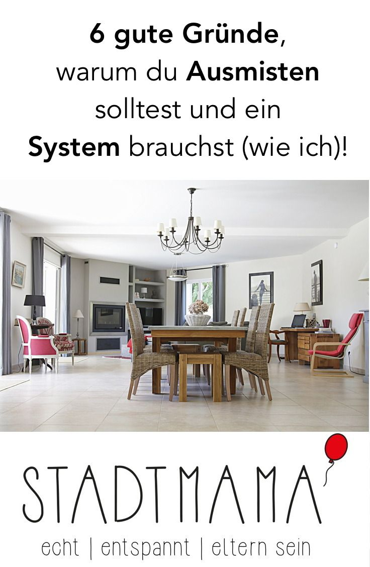6 gr nde warum du ausmisten solltest und ein system brauchst ausmisten aufr umen. Black Bedroom Furniture Sets. Home Design Ideas