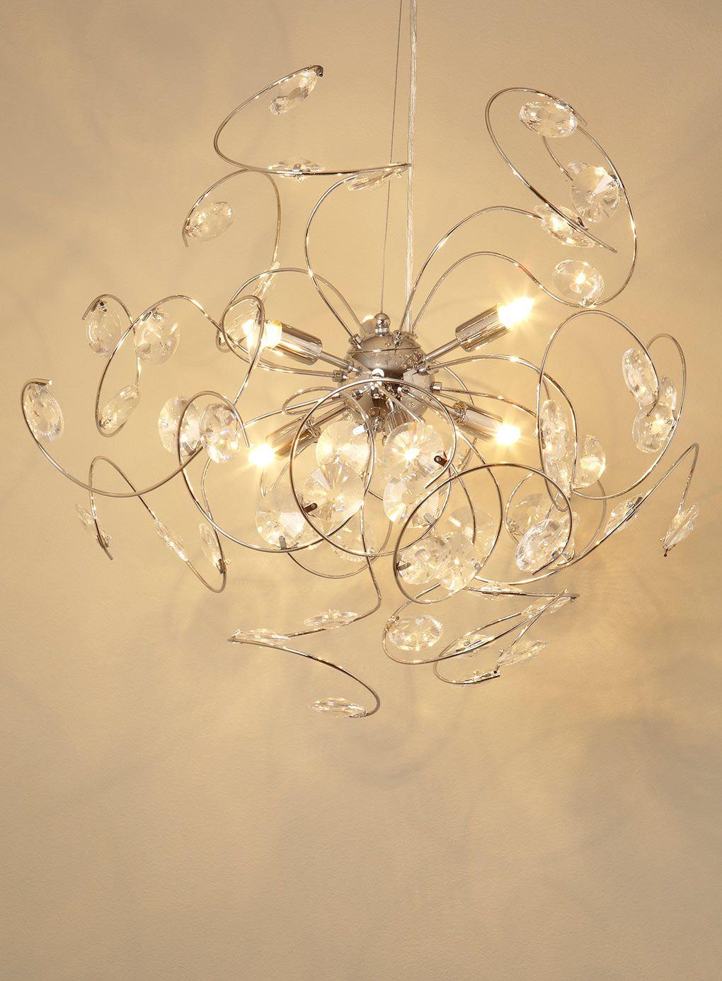 Bhs Ceiling Lights: Lila Sputnik Ceiling Light - - Sale (Hidden) - BHS,Lighting