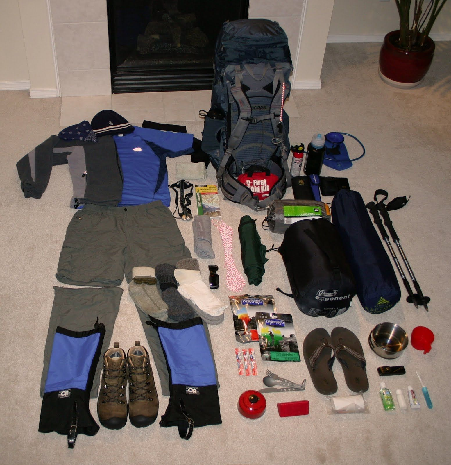 Enjoy Yourself While Camping With These Awesome Gears And Tips You Can Get Additional Hiking Gear ListBackpacking