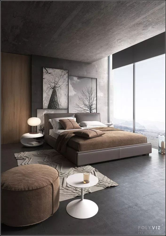 143 Splendid Modern Master Bedroom Ideas 2 Mant In 2020