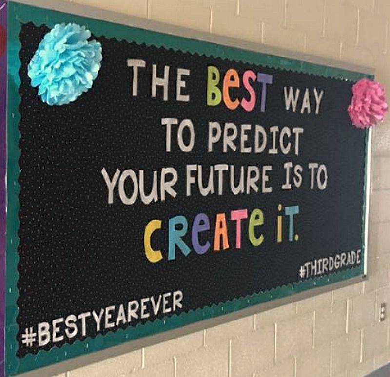 Middle School Science Classroom Decorations