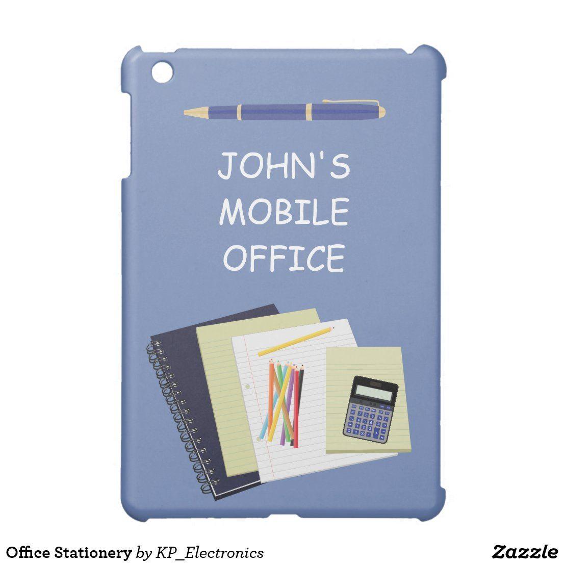 Office Stationery Case For The iPad Mini | Zazzle.com