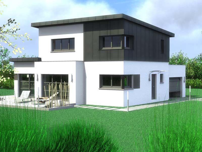 construire une maison dans de finist re avec l 39 architecture de votre choix maisons pinterest. Black Bedroom Furniture Sets. Home Design Ideas