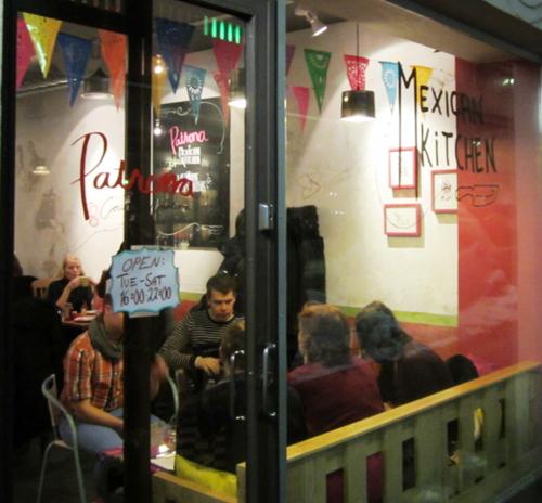 Mexican Restaurant Helsinki