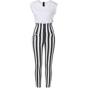 GOLDEN GOOSE Striped Jumpsuit