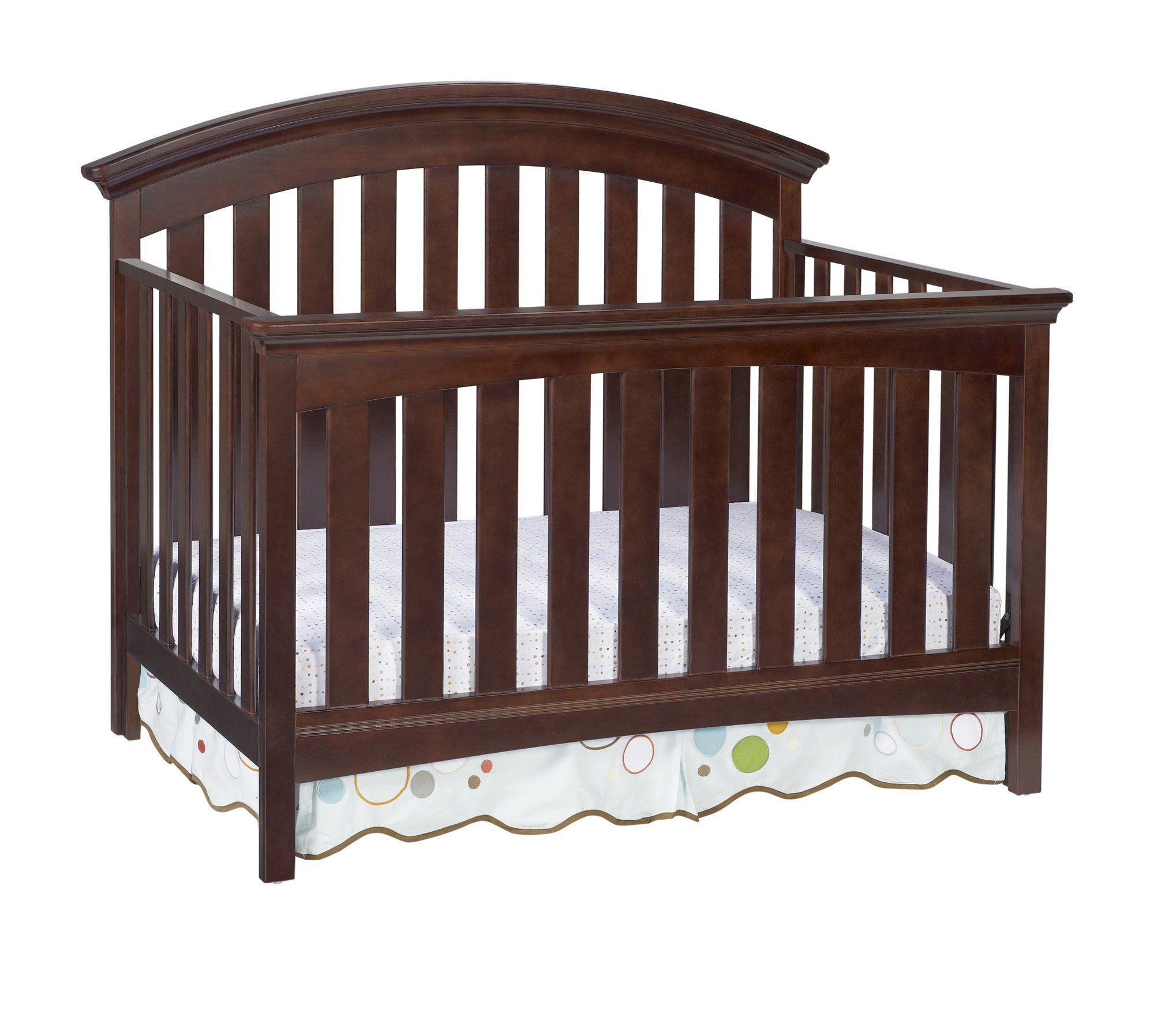 264 Delta Children S Products Bentley 4 In 1 Crib Chocolate Delta Bentley Toddler Rail Baby Cribs Convertible Crib 4 In 1 Crib
