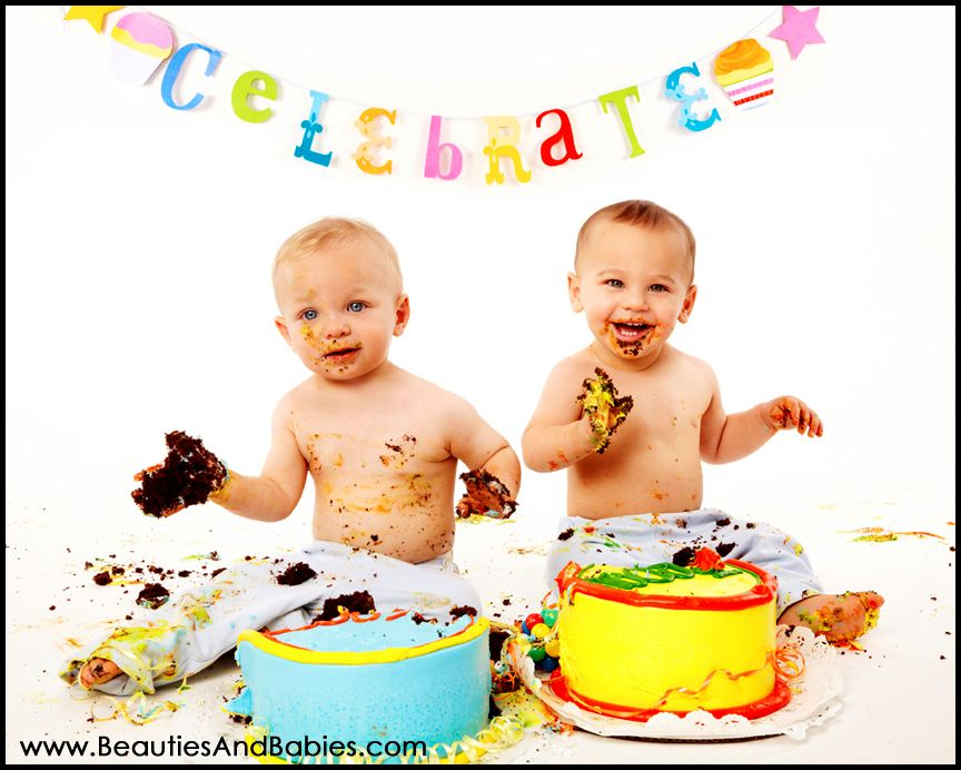 Happy Birthday Boys First Birthday Photography Happy