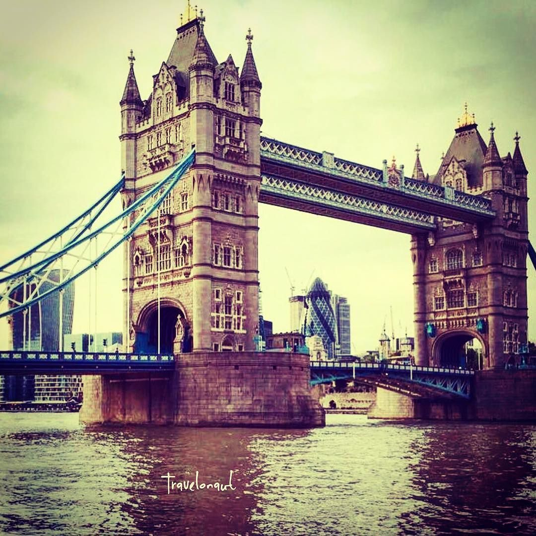 Bridges Are Metaphors For Everything In Life So We Should Build More Bridges And Less Walls Londonbridg Tower Bridge London Tower Bridge Travel Photography