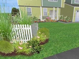 Landscaping Ideas To Hide Utility Boxes Front Garden Outdoor Landscaping Landscape Projects
