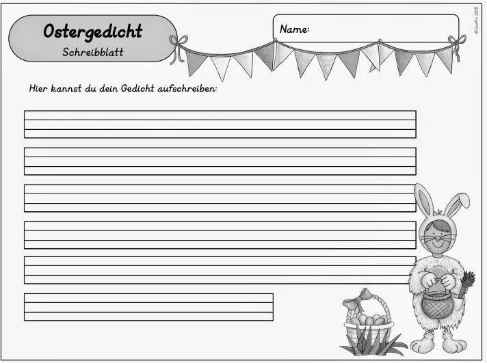 Pin Von Kerstin Leue Auf Schule Mit Bildern Ostern Grundschule