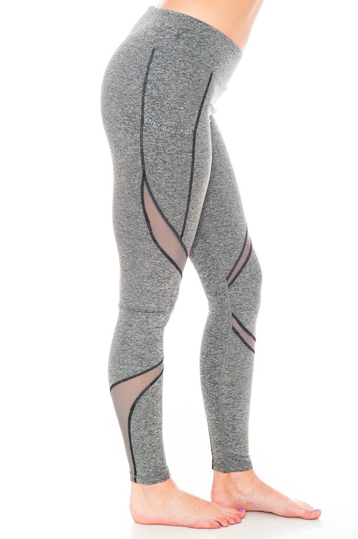 2e059cde2da Yoga Pants Women Anti-sweat Bodybuilding Sport Leggings