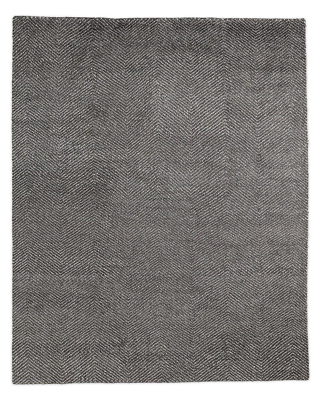 Mazo Rug - Black/Grey