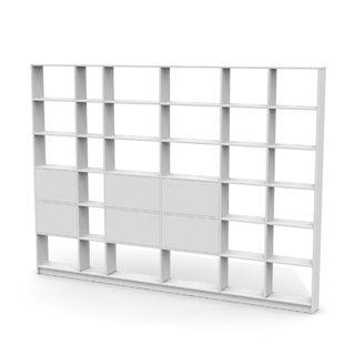 individuell gestaltetes b cherregal bibliothek. Black Bedroom Furniture Sets. Home Design Ideas