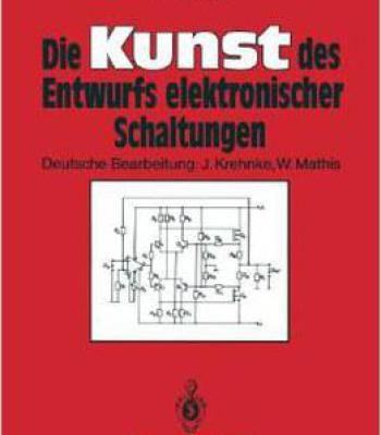 Die Kunst Des Entwurfs Elektronischer Schaltungen Von Thomas H. O ...