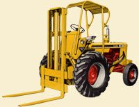 Case entered the construction equipment market about 1960
