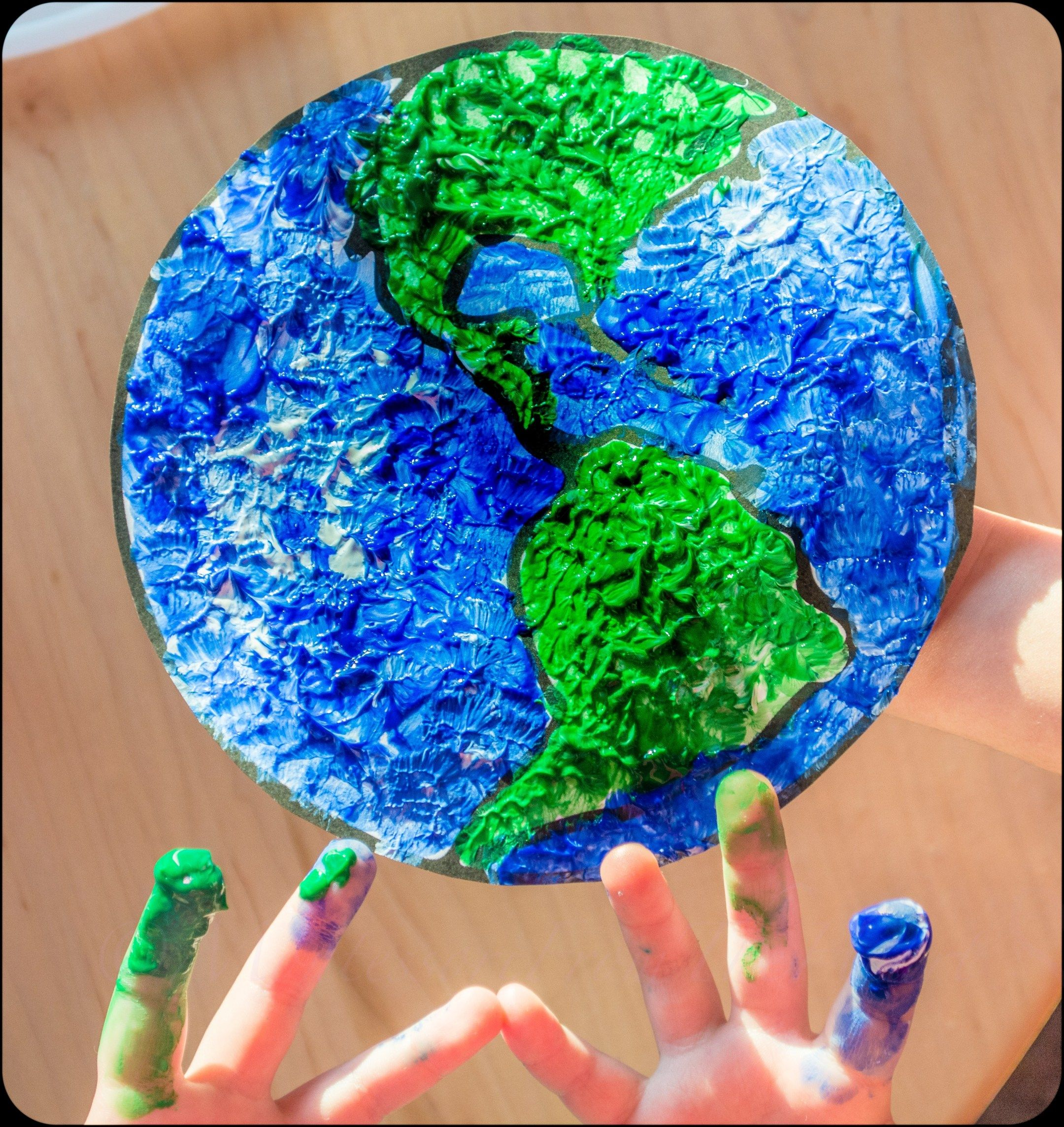Earth Day Kids Activities Crafts