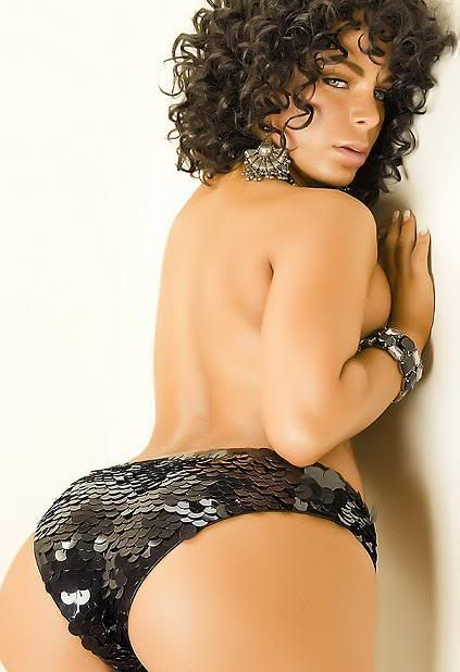 ebony eye candy models