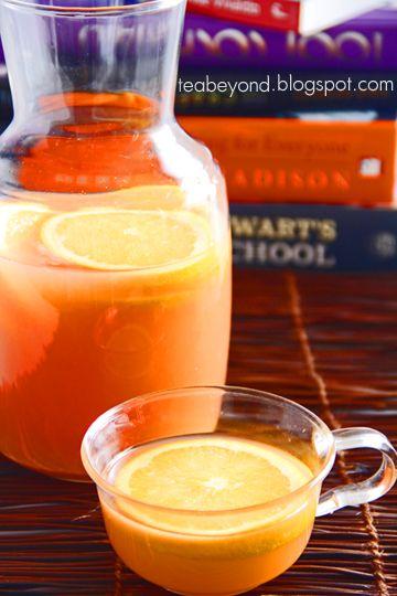Tea Beyond: Alcoholic drinks recipes-Light Alcoholic Sin City Green Tea Punch (Stevia) #SweetLeafStevia