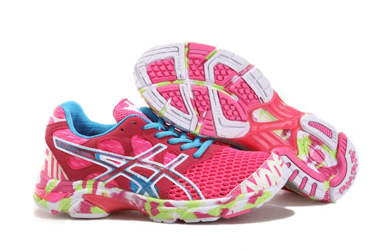 Asics 7 Colored Womens Shoes