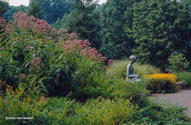 Friendship Garden – Us Arboretum Washington Dc Oehme 400 x 300