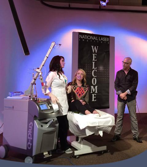 Medical Esthetics Training in Dallas | National Laser