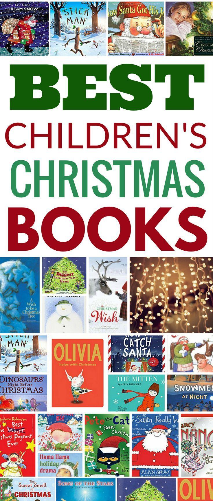 50 best childrens christmas books