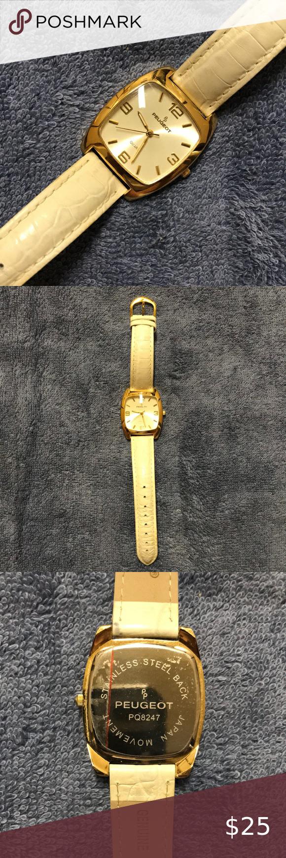 Peugeot Watch Watch Model Everyday Watch Women Accessories