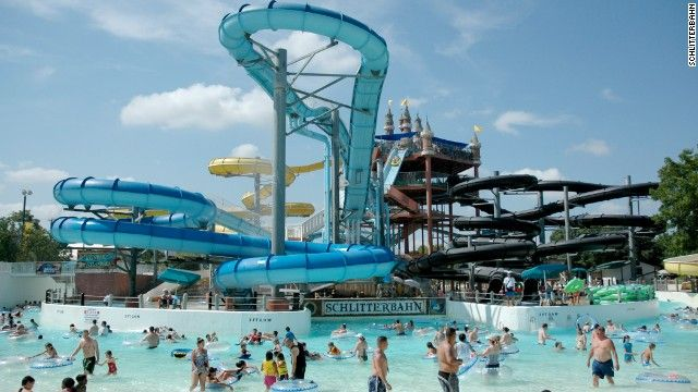 Schlitterbahn Death Was Due To Neck Injury Police Say With Images Water Park Amusement Park Park