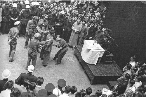 Communist Judgement In Early May Of 1949 With Images