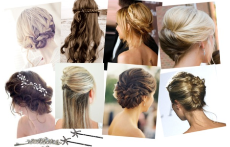 Curly Prom Hairstyles Pinterest Image