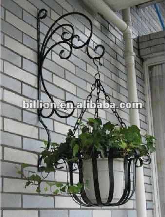 Wrought Iron Pot Stands Google Search Com Imagens Decoracao