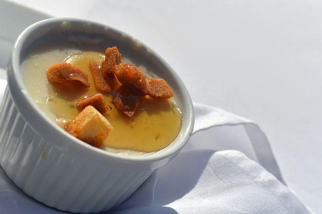 Poleá, postre típico de Doñana (Huelva) / Poleá, a typical dessert of Doñana (Huelva)