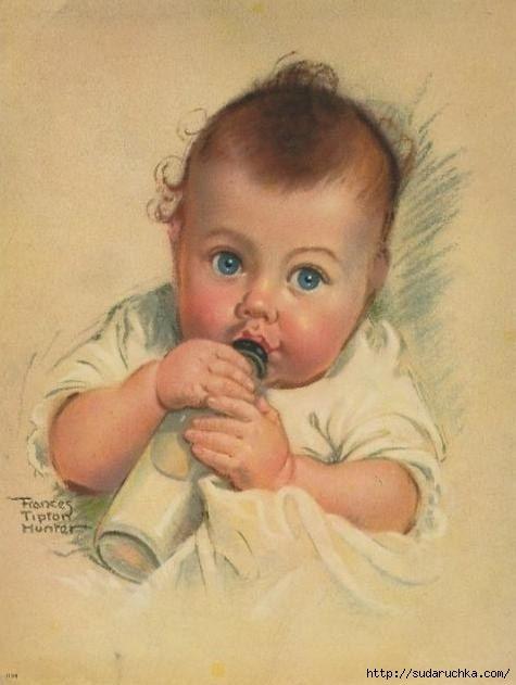 Днем рождения, открытки маленьких детей новорожденных