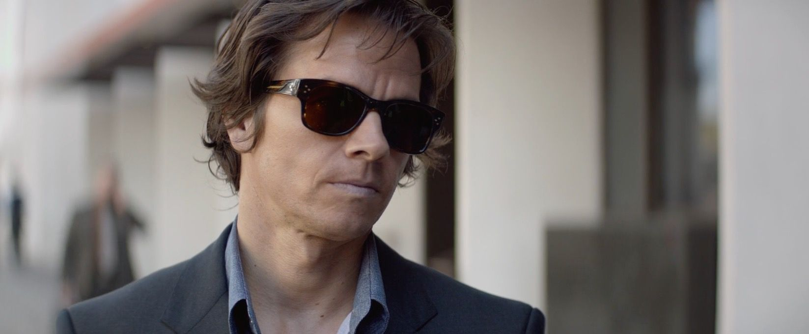 5ef7850c0c Oliver Peoples 5242S Jannsson sunglasses worn by Mark Wahlberg in THE  GAMBLER (2014) @oliverpeoples