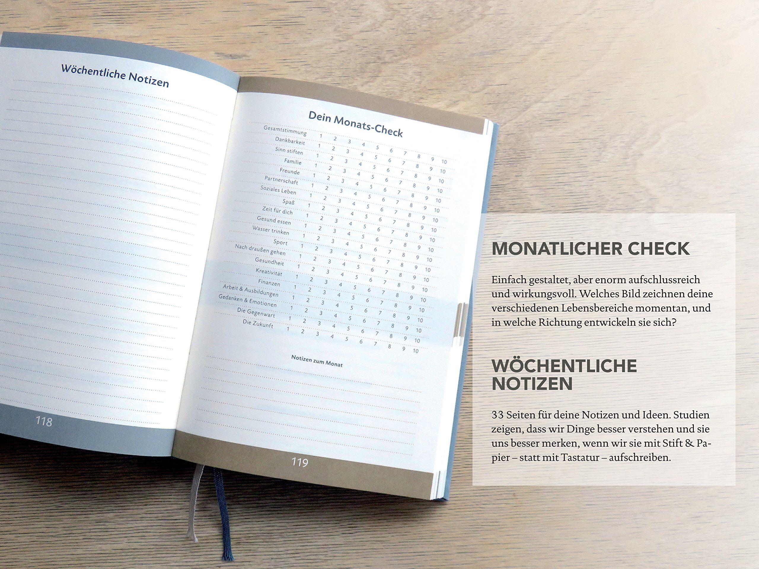 Das 6 Minuten Tagebuch Aquarellblau Ein Buch Das Dein Leben Verandert Amazon De Dominik Spenst Bucher Mit Bildern Leben Stifte Bilder Zeichnen