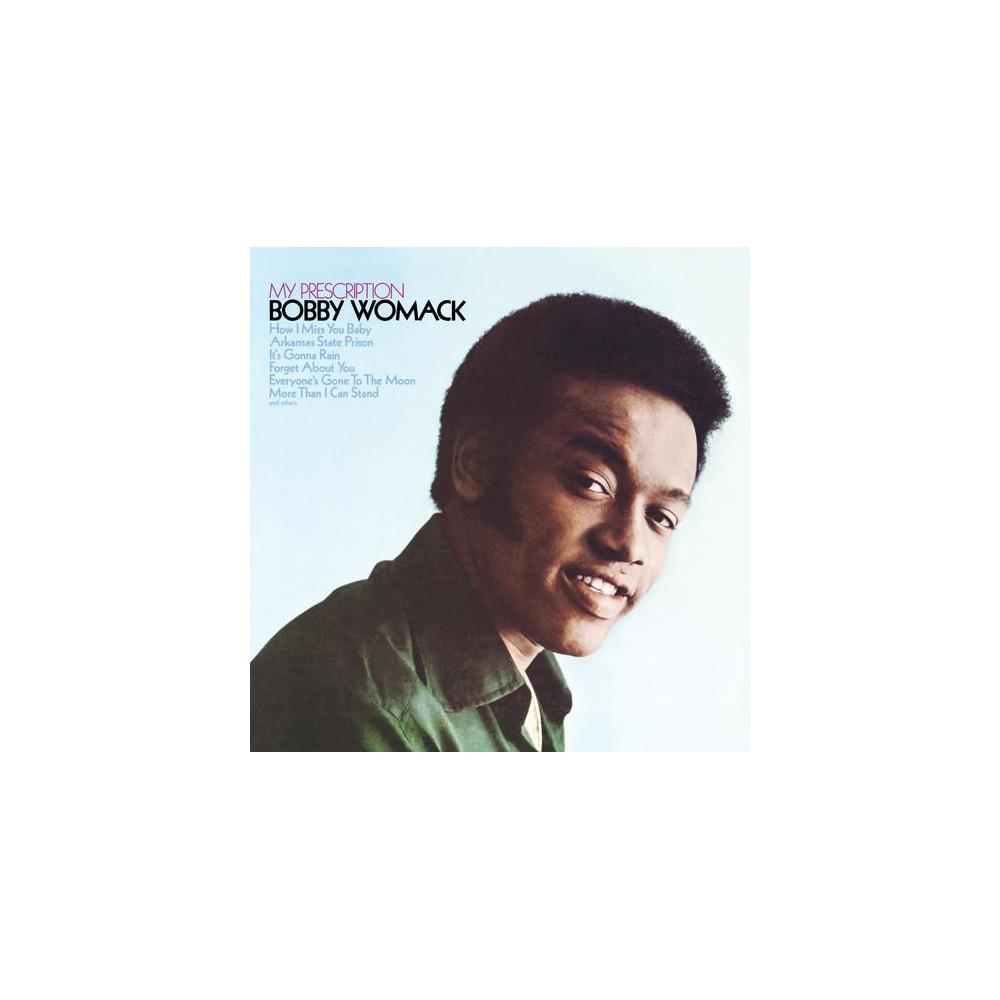Bobby Womack My Prescription Vinyl Bobby Womack Bobby Vinyl