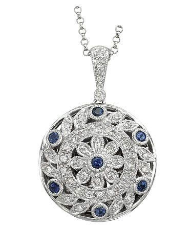 s children and diamond locket baby dp amazon necklace silver childrens round com sterling