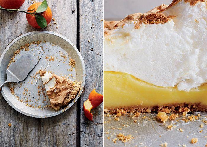 Sour Orange Pie Sour Orange Sweet Recipes Orange Recipes