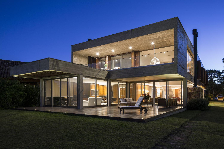 Gallery of Casa no Arroio Pelotas / Rmk! Arquitetura - 9
