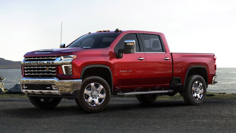 2020 Chevy Silverado Hd Base Price Is Less Than Old Model Chevy