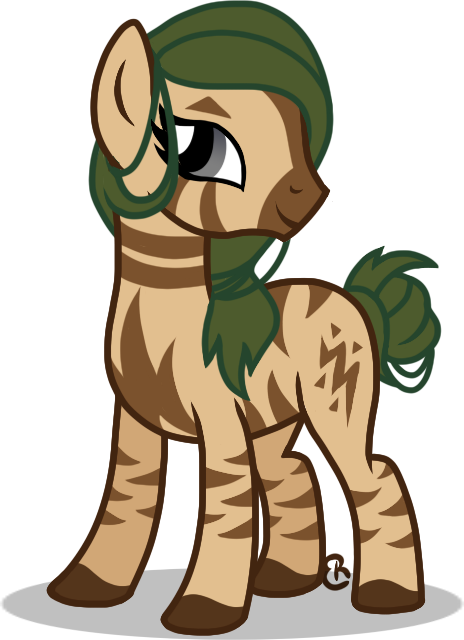 OC Overhaul: Tea Leaf by equinepalette deviantart com on